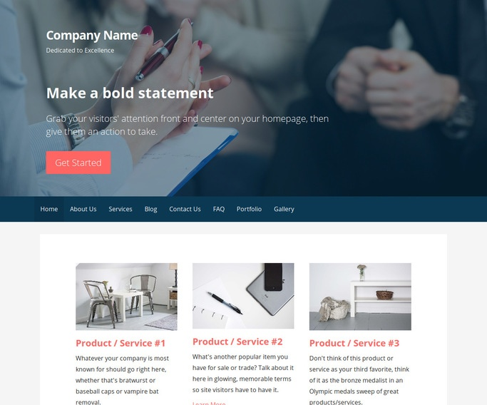Primer Marriage Counseling WordPress Theme