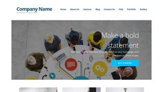 Ascension Mass Media WordPress Theme