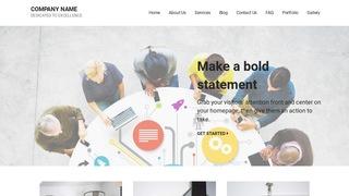 Mins Mass Media WordPress Theme