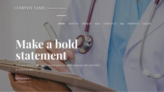 Velux Medical Center WordPress Theme