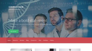Activation Medical Group WordPress Theme