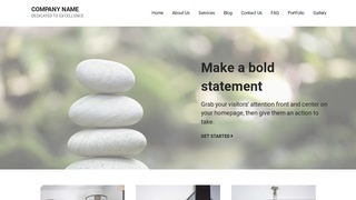 Mins Meditation WordPress Theme