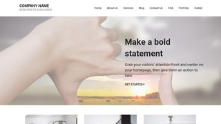 Mins Mission WordPress Theme
