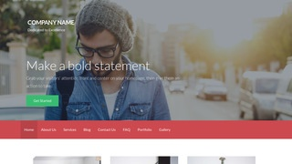 Activation Mobile and Cellular Phones WordPress Theme
