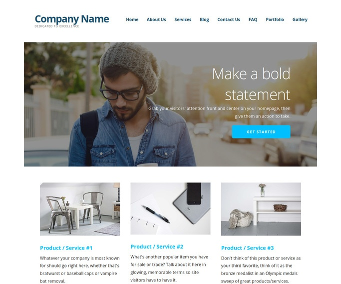 Ascension Mobile and Cellular Phones WordPress Theme