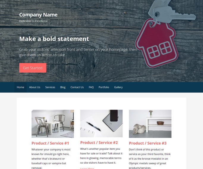 Primer Mortgage Broker WordPress Theme