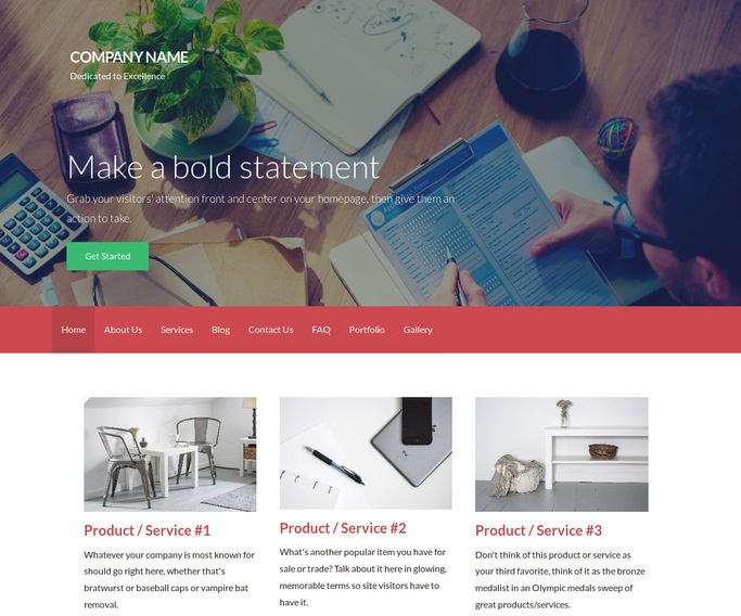 Activation Mortgage Company WordPress Theme