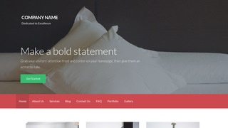 Activation Motel WordPress Theme