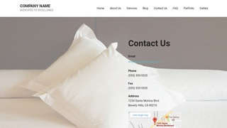 Mins Motel WordPress Theme