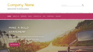Scribbles Motorcycle Parts and Accessories WordPress Theme
