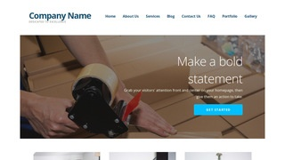 Ascension Moving Supplies WordPress Theme