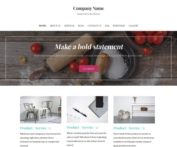 Uptown Style Ramen and Noodle Shop WordPress Theme