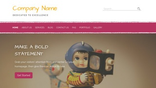 Scribbles Novelties Store WordPress Theme
