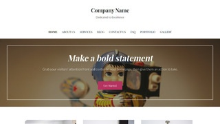 Uptown Style Novelties Store WordPress Theme