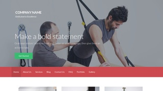 Activation Occupational Therapy WordPress Theme