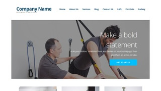 Ascension Occupational Therapy WordPress Theme