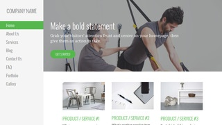 Escapade Occupational Therapy WordPress Theme