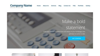 Ascension Office Equipment WordPress Theme