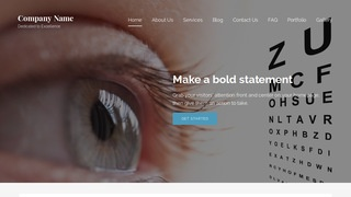 Lyrical Ophthalmologist WordPress Theme