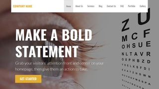 Stout Ophthalmologist WordPress Theme