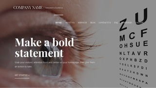 Velux Ophthalmologist WordPress Theme