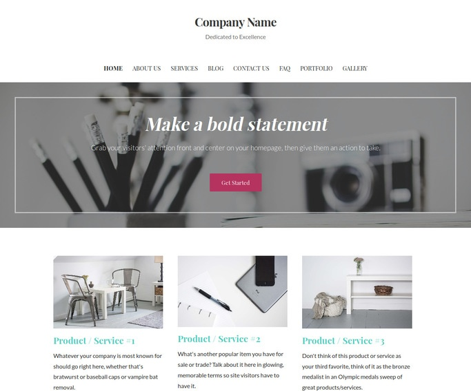 Uptown Style Other WordPress Theme