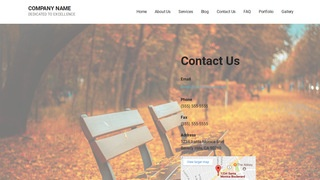 Mins Park WordPress Theme