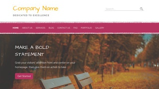 Scribbles Park WordPress Theme