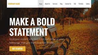Stout Park WordPress Theme
