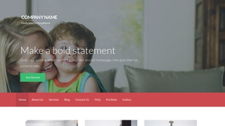 Activation Paternity Testing WordPress Theme