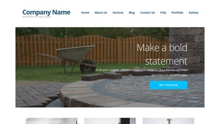Ascension Paving Contractor WordPress Theme