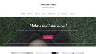 Uptown Style Check Cashing and Pay-Day Loans WordPress Theme
