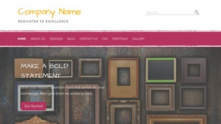 Scribbles Art and Design WordPress Theme