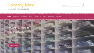 Scribbles Personal Shopping WordPress Theme
