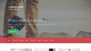 Activation Photography WordPress Theme