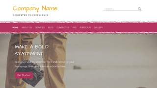 Scribbles Photography Service WordPress Theme