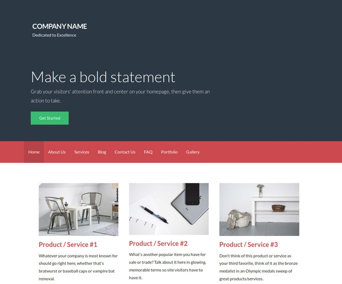 Activation Cameras and Photography Equipment WordPress Theme