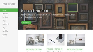Escapade Cameras and Photography Equipment WordPress Theme