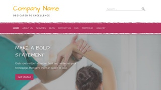 Scribbles Physical Therapy WordPress Theme
