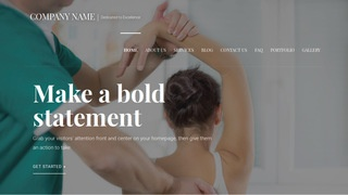 Velux Physical Therapy WordPress Theme