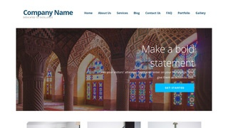 Ascension Place of Worship WordPress Theme
