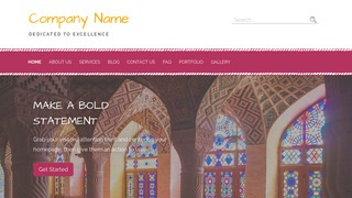Scribbles Place of Worship WordPress Theme