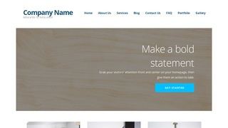 Ascension Plywood Supplier WordPress Theme
