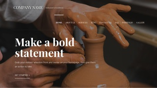 Velux Ceramics WordPress Theme