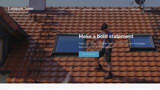 Lyrical Pressure Washing Service WordPress Theme