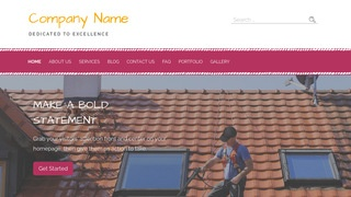 Scribbles Pressure Washing Service WordPress Theme