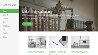 Escapade Probate Law WordPress Theme