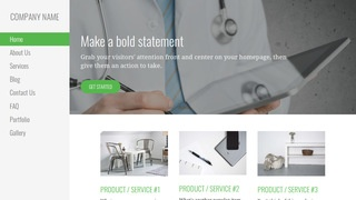 Escapade Proctologist WordPress Theme
