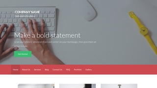 Activation Proof Reading Service WordPress Theme