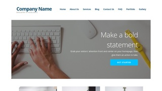 Ascension Proof Reading Service WordPress Theme